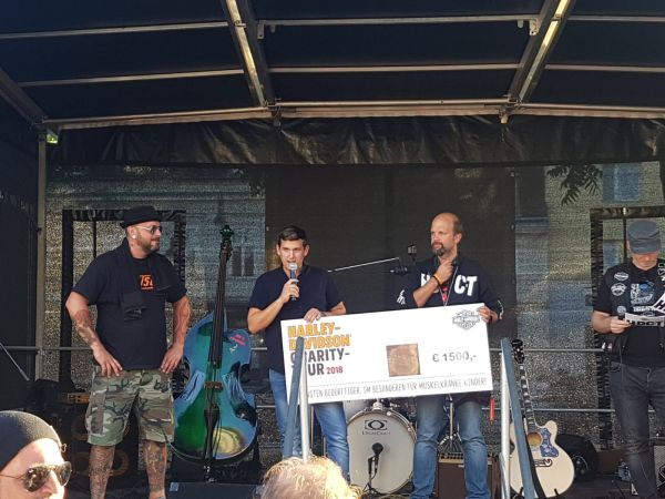 Archiv Bistro goes Harley Davidson Charity Tour 2018